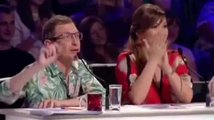 Судьи в шоке