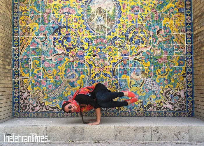 Девушка в Тегеране