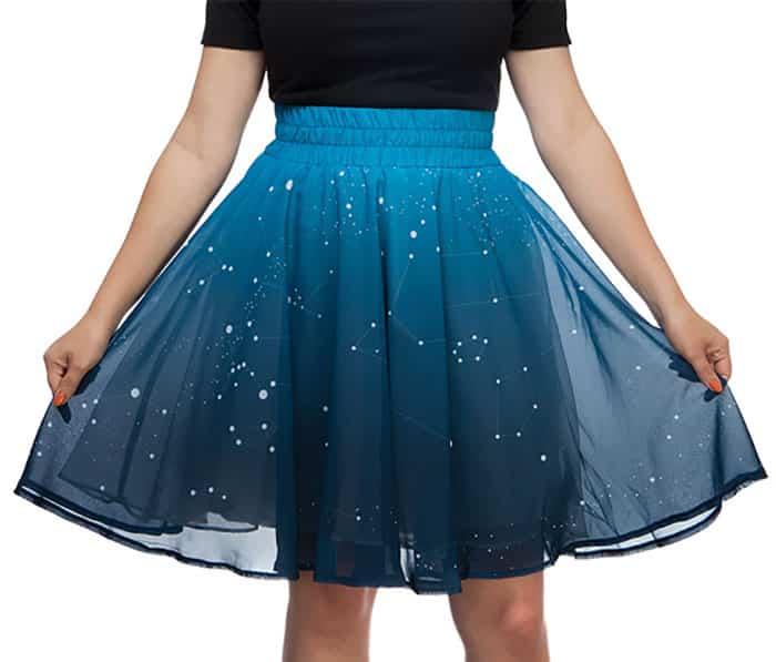 Звездная юбка