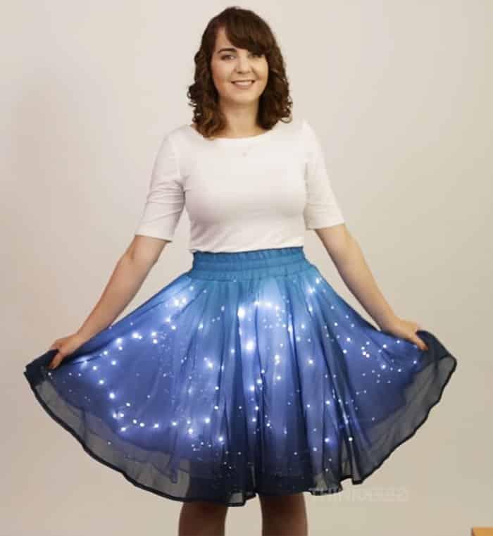 Умопомрачительная юбка