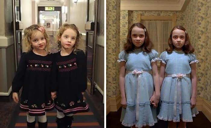 Девочки - привидения