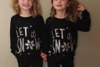 Девочки - близнецы