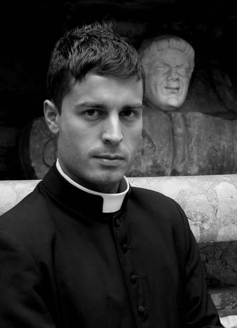 Покоритель женских сердец в Ватикане