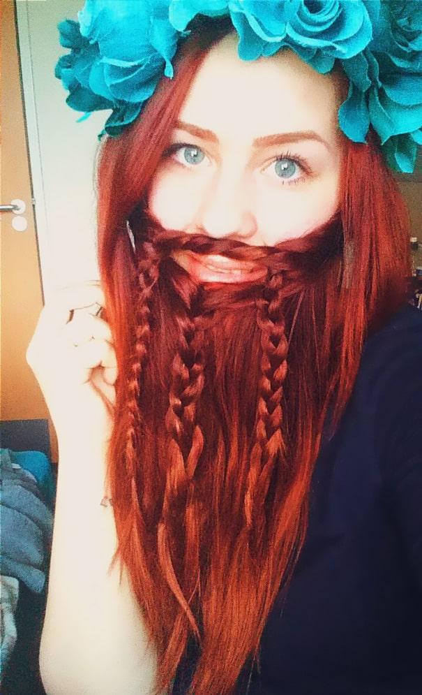 Чародейка с бородой