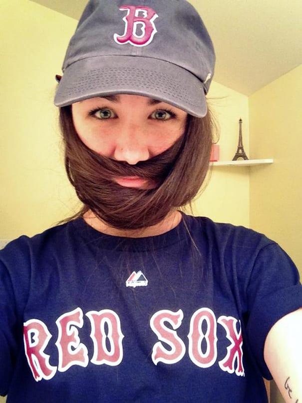 Девичья бородка