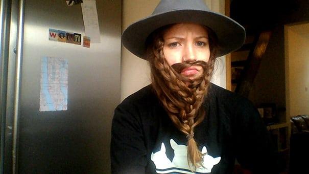 Бородатая ведьма