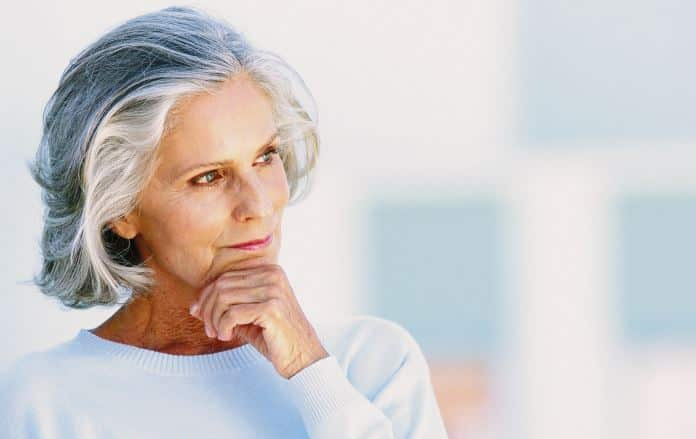 Бабушка в отставке