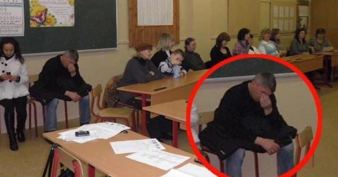 Родитель в школе