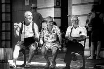 Старики разбойники