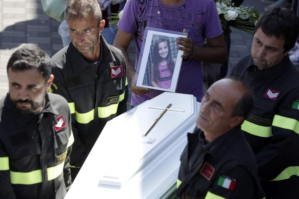 Трагедия в Италии