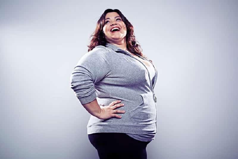 Ожирение и сало