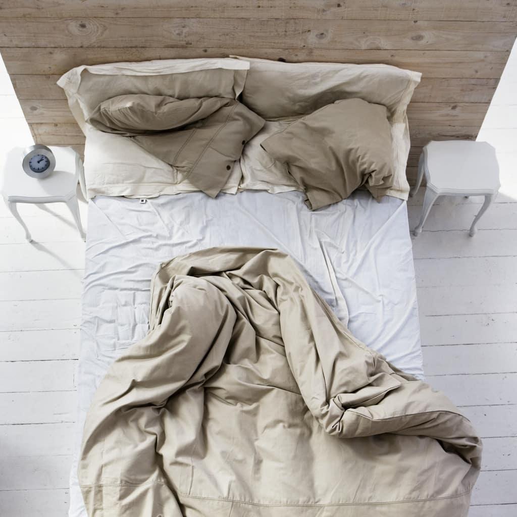 Неубранная постель