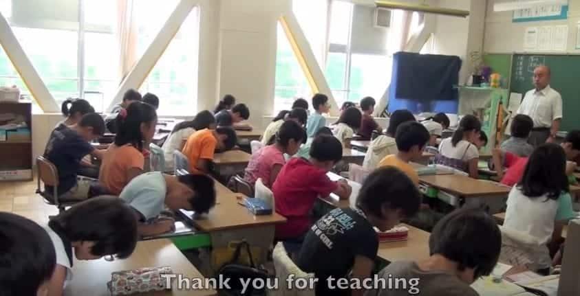 Онлайн-репортаж из школьной столовой