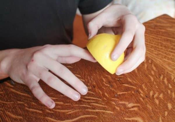 Лимон от ран