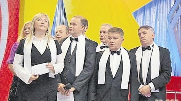 Джентльмены из Одессы