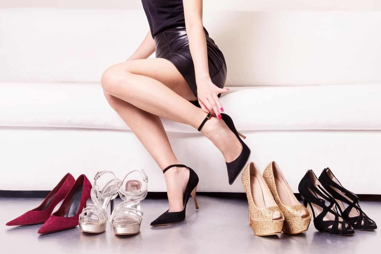 Превосходные туфли
