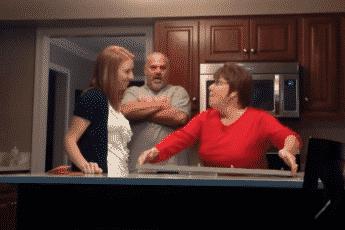 Смешные семейные моменты