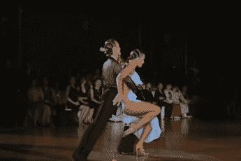 Откровенный наряд танцовщицы