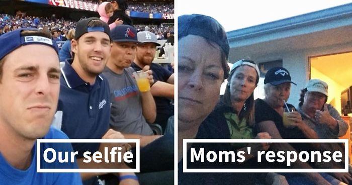 Мамы троллят своих сыновей