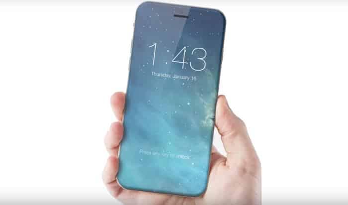 Дизайн iPhone 8