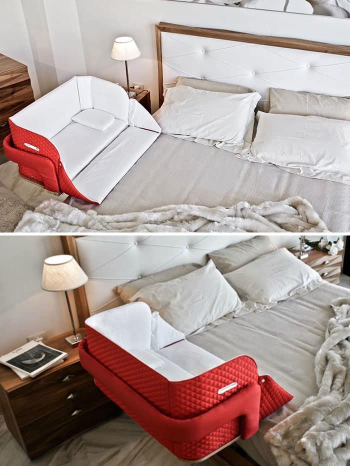 Переносная кровать