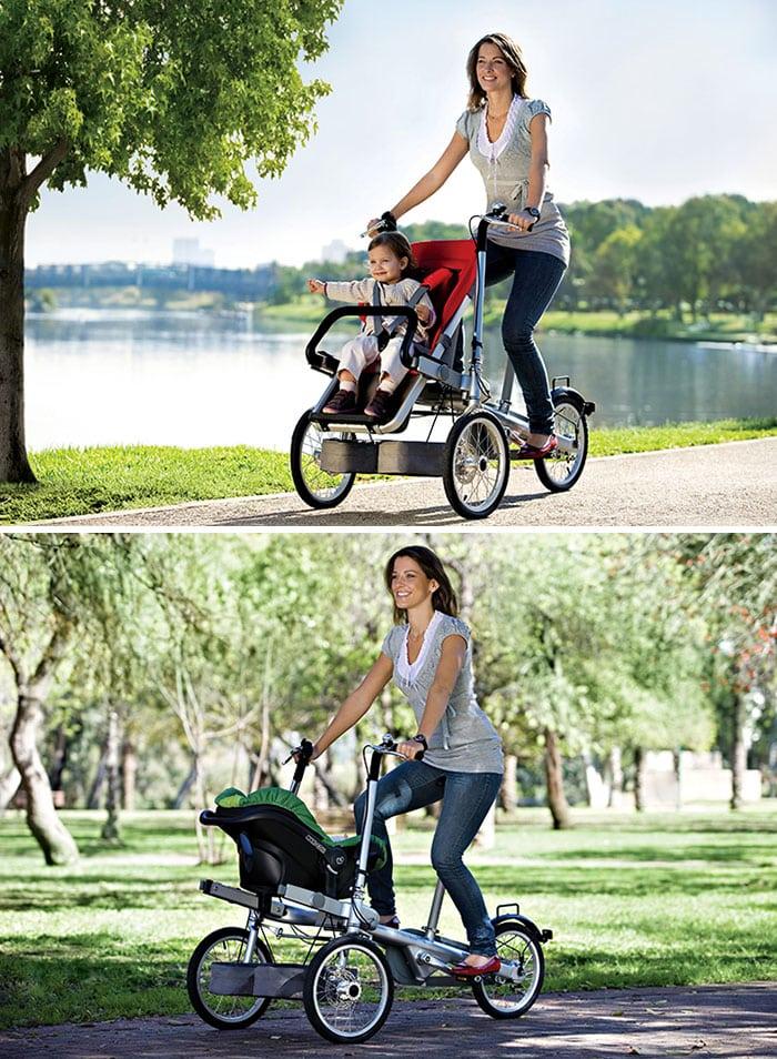 Велосипед для мамы