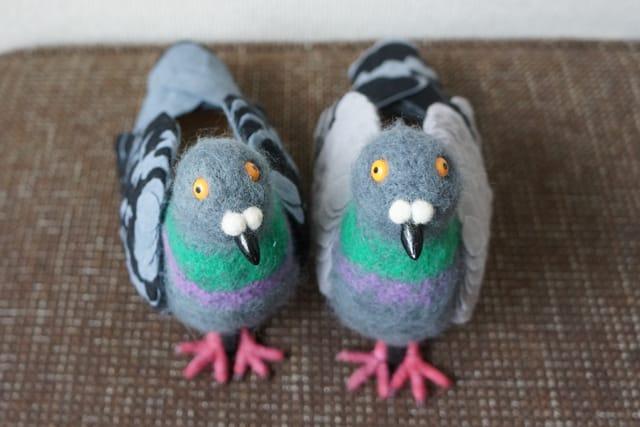 Туфли, которые нравятся голубям