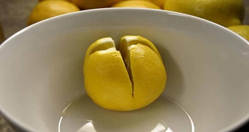 Спасительный лимон