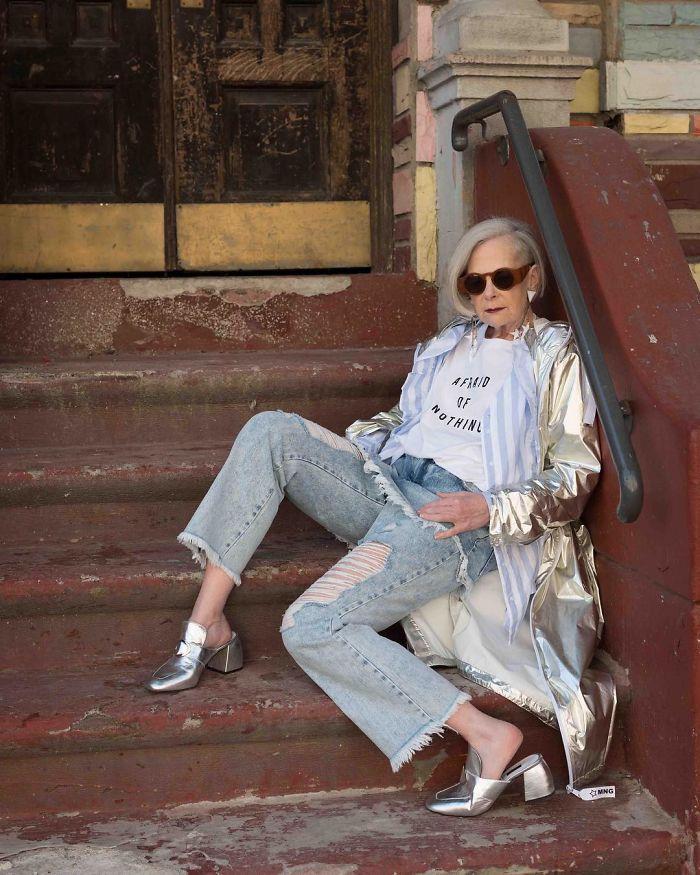 Женщина покоряет вершины моды