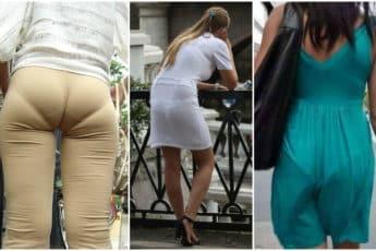 Ошибки при выборе нижнего белья