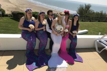 Свадьба русалки