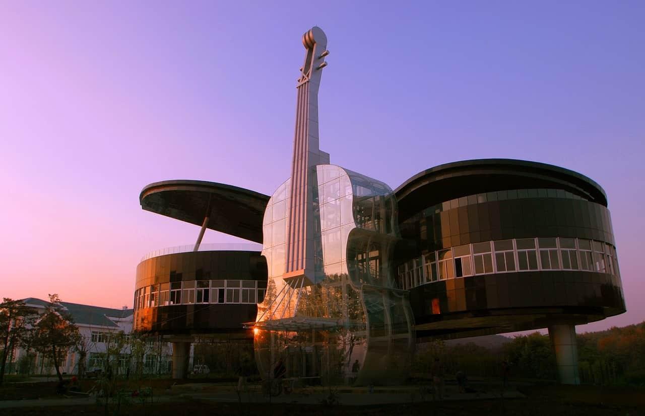 Удивительная архитектура