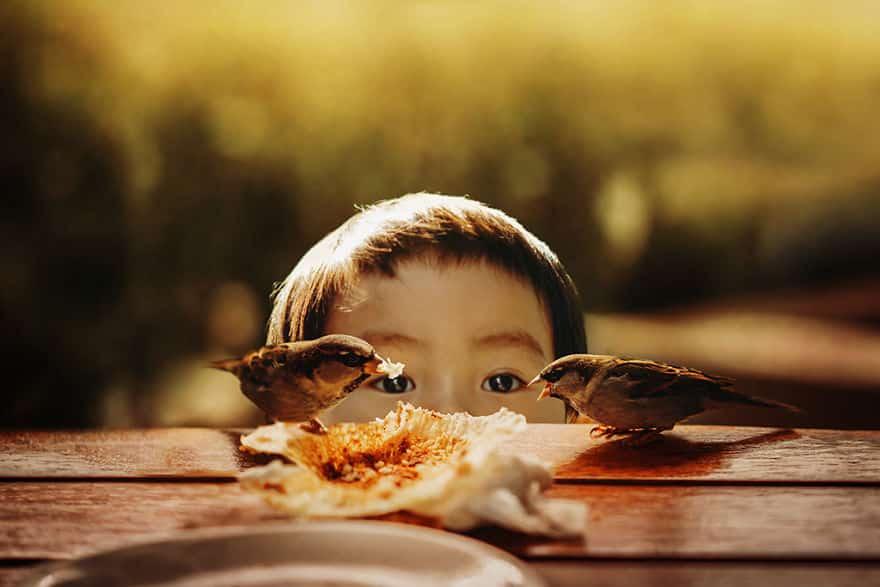 Лучшие детские фотографии