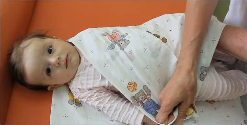 Младенец и няня