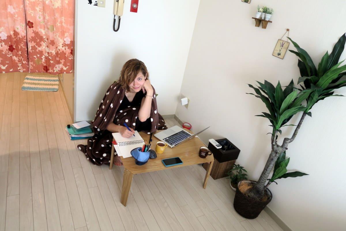 Квартира в Токио