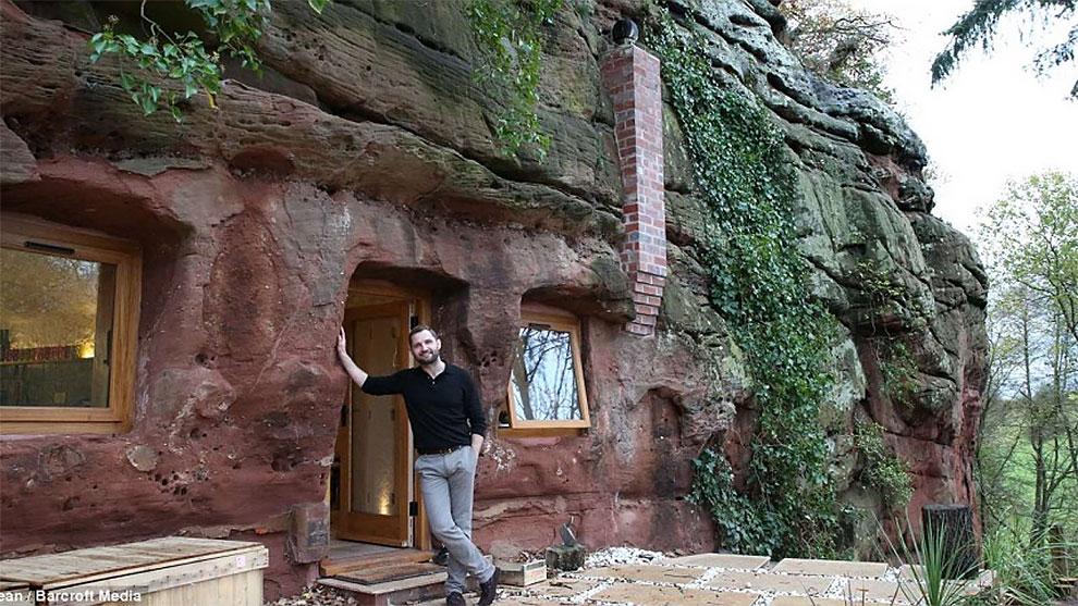 Пещерный человек 21 века