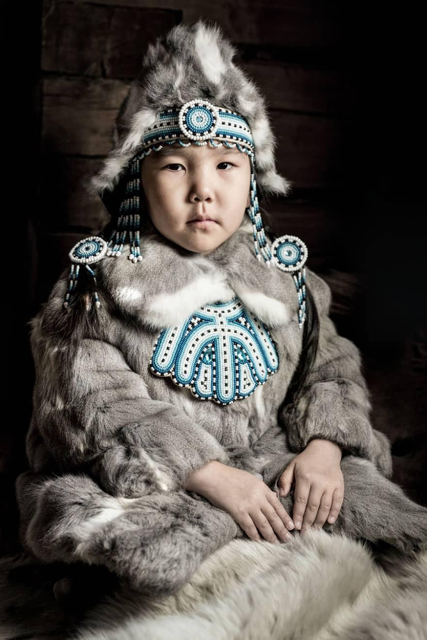 Модницы из глухой Сибири