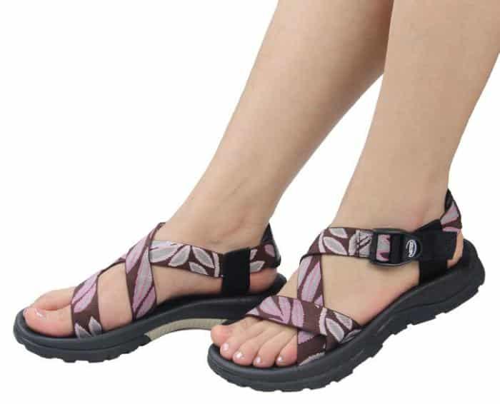 Летняя обувь для беременных