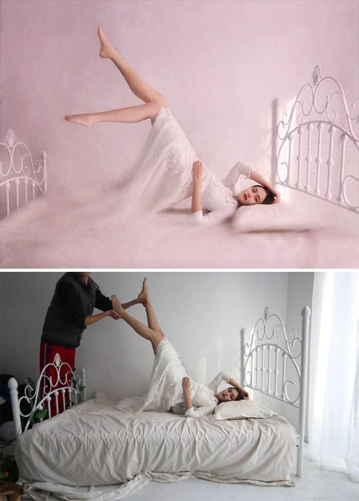 Реальные композиции обалденных фотографий