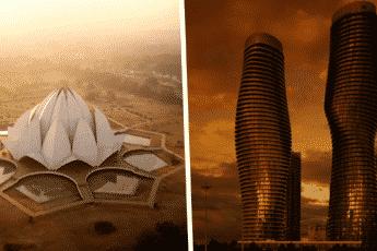 Уникальные здания