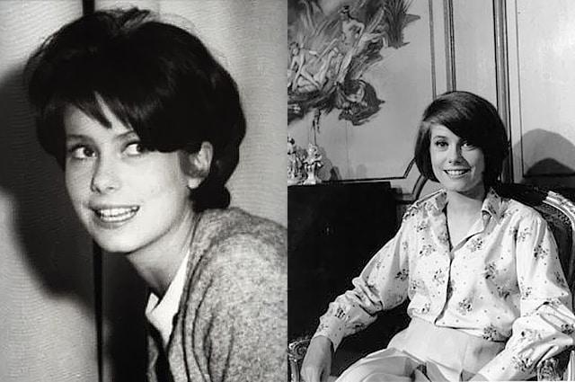 Катрин Денёв 1960 год