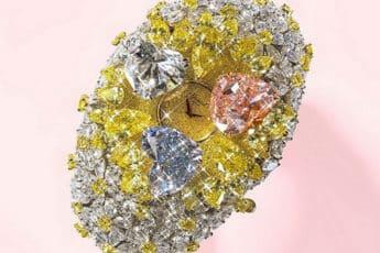 Женские самые дорогие часы в мире