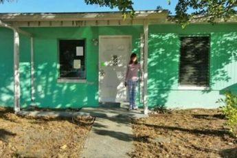 Подросток купил домик