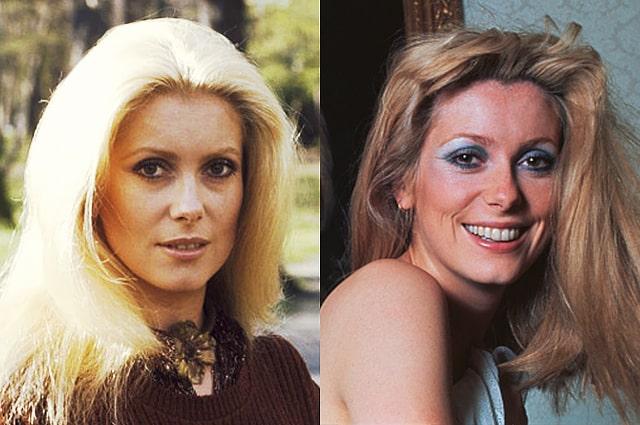Катрин Денев 1975/1980