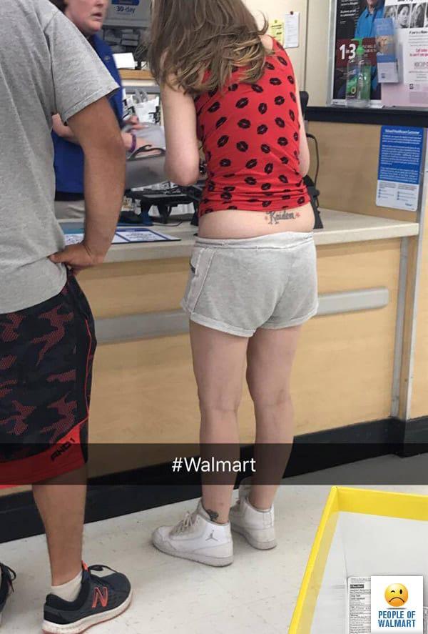 Как в Америке ходят по магазинам