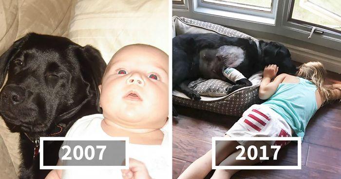 Дружба, длинною в 10 лет