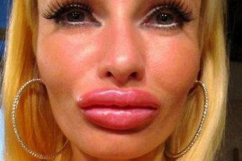 Самая красивая женщина Латвии