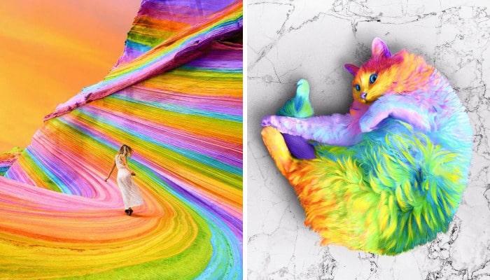 rainbows_pictures_art