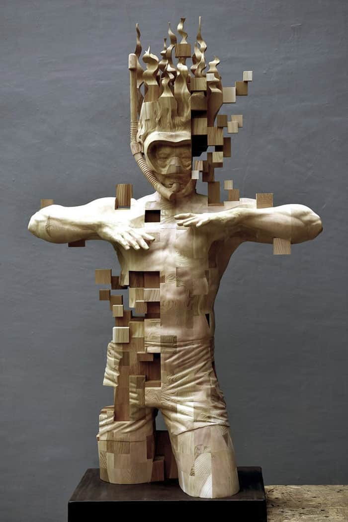 Pixelated_Sculpture
