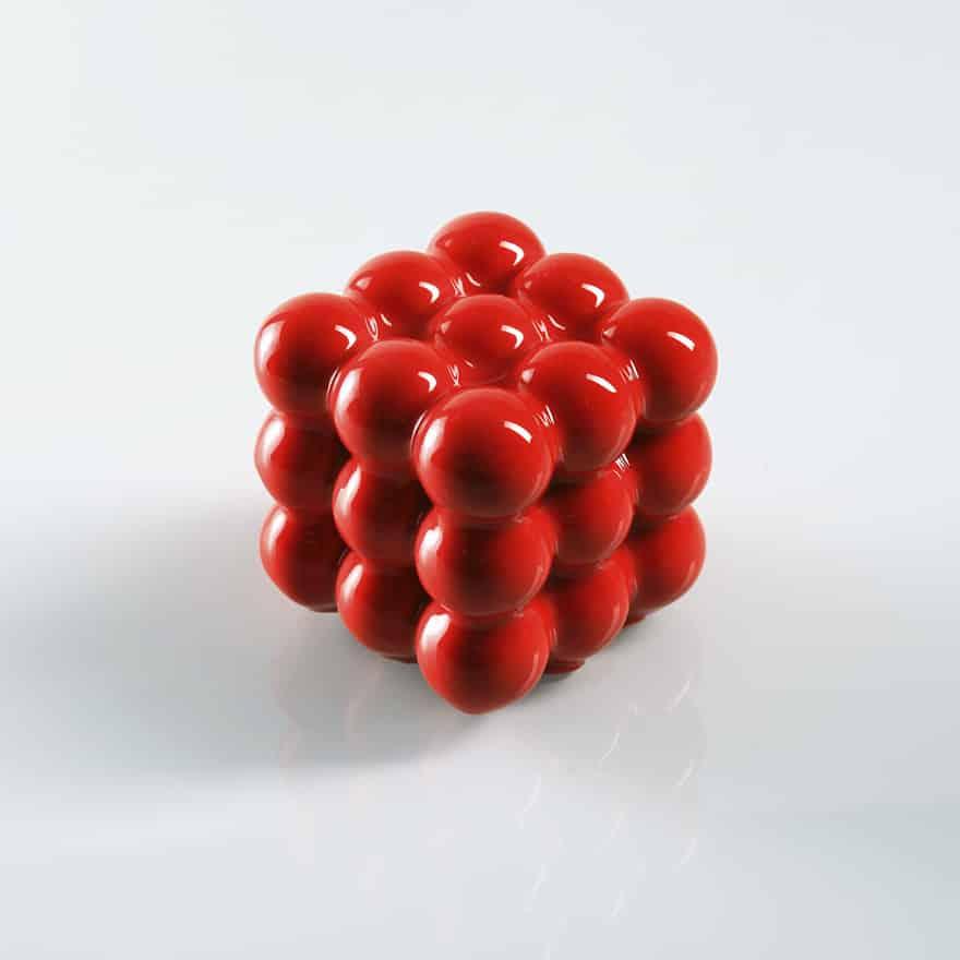 geometrical-cake